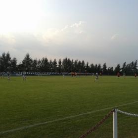 Sokół Wręczyca - Naprzód Ostrowy 08.08.2015 (Puchar Polski)
