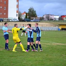 GKS Sierakowice - KS Kamienica Królewska 04.04.2015