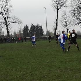 Jasiołka Szebnie 0-3 Nafta Chorkówka