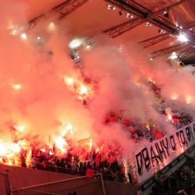 Legia Warszawa-Rodłop Opole, 21.11.2015