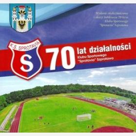 10.12.2018 r Sport w Szprotawie.1946 -2016.