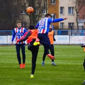 Mecz sparingowy: Gryf Sicienko - Unia/Drobex Solec Kujawski