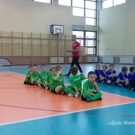 Smyki trenera Mateusza Młynka w Namysłowie