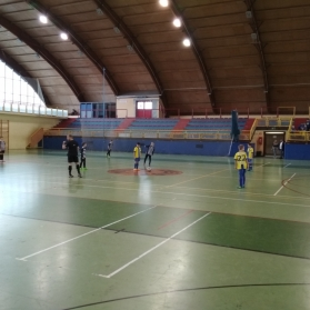 Turniej Mikołajkowy 2017