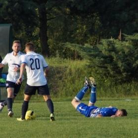 2016/17 Ruch Kozłów - Tempo Paniówki 1-2 2016.08.06 (Puchar Polski)