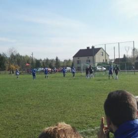 Jasiołka Hankówka-Brzyszczki 4-4 Nafta Chorkówka
