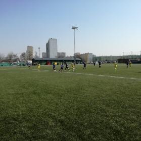 Mecz sparingowy  z Gwiazdą Toruń