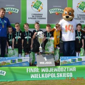 Puchar Tymbarka - z podwórka na stadion
