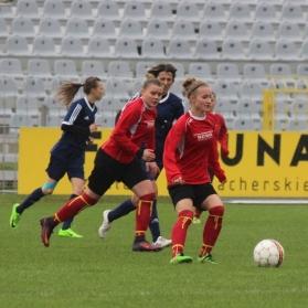 1 Liga Gol - Rolnik 0:3 28.10.2017