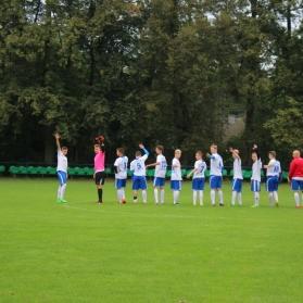 Skrwa Łukomie U-19 - Mazur Gostynin U-19 0:10