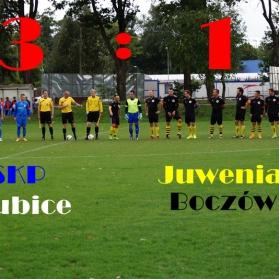 SKP Słubice - Juwenia Boczów