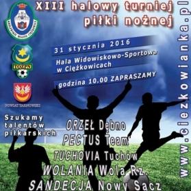 XIII Hlowy Turniej Ciężkowice 2016