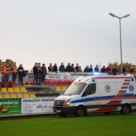 Start Miastko - Wikęd Luzino 4:1 (czwarta liga)