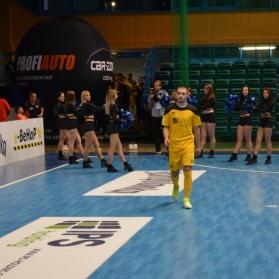 Futsal Masters - Dekoracja