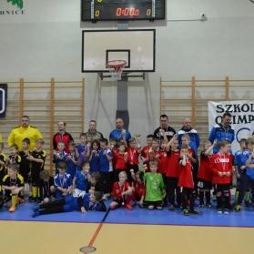 Turnieje Jubileuszowe cz.II : Wygrane Sokoła i SP Milicz