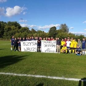 Mecz ligowy Wisła Gruczno - Tęcza Wiąg 29.09.18