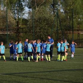 Turniej ligowy w Moszczenicy - 27.04.2018