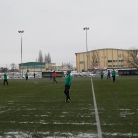 Sparing ASR - Drogowiec Jedlińsk 11.02.2017