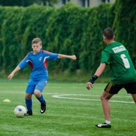 13.07.17 WildCup półfinał Zieloni Tytani -Broń 0:2