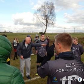 LZS Bugaj Nowy - LZS Borki Wielkie 2017/2018