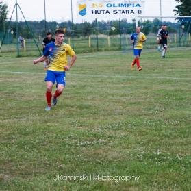 KS Olimpia HSB - Czarni Starcza(fot.J.Kamiński)