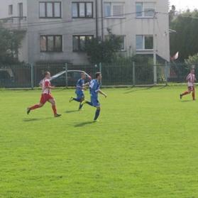 Gwardia Warszawa 2-4 LKS Tur Jaktorów
