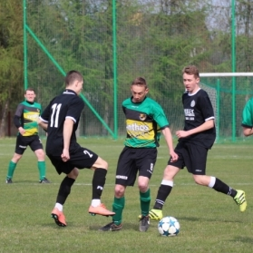 Koniczynka Ocice - KS Wola Baranowska (2:1)