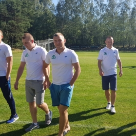 Borowik Szczejkowice - Gwiazda Skrzyszów 18.08.2019