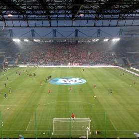 Wisła-Legia 0-1