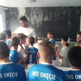 30-ste urodziny trenera Kamila