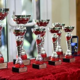 Turniej młodzików 2005 w hali MOSiR Gostynin - 17 grudnia 2017 r.