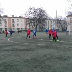 Sparing MUKP Dąbrowa Górnicza 18 marzec 2017