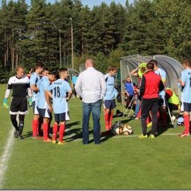 IX kolejka Wikęd 4-0 Stolem Gniewino