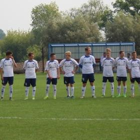 Unia Czermno U-19 - Mazur Gostynin U-19. Inauguracja sezonu juniorów