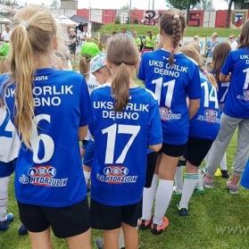 Turniej dziewcząt - II Memoriał im. Antoniego Włodka