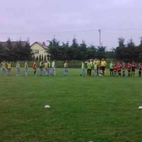 Sokół II - Zabełcze 5-0