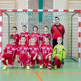 "Turnie Resovia ""Winter Cup 2014"""