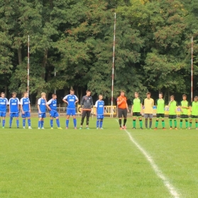 Inauguracja juniorów. Mazur U-19 w derbach wygrywa z Błyskawicą Lucień 7:0
