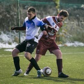 12. kolejka: Sparta Łódź - Czarni Smardzew 2:2