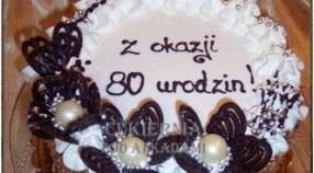 80-te urodziny