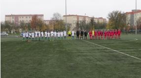 Radomiak Radom vs SEMP Warszawa 1:3 (1:0)