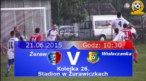 Mecz z Tryńczą o godzinie 10:30 !