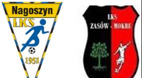 Nagoszyn - Zasów   7 - 1 (3-1)