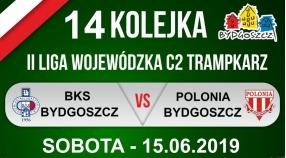 Zapowiedź XIV kolejki: BKS Bydgoszcz - Polonia Bydgoszcz