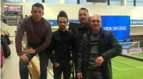 Trenerzy Akademii na Lech Conference!