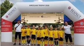 Wrocław Trophy 2018 - bardzo dobry występ naszych drużyn!