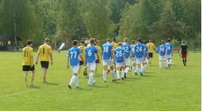 Juniorzy Starsi: GKS Czarni Starcza 6 - 3 Orzeł Pawonków