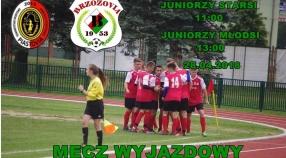 Kolejny wyjazd drużyn młodzieżowych