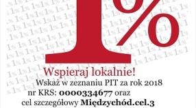 Wesprzyj Wartę Międzychód - 1%