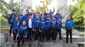 Młodzież Górnika wróciła z wiedeńskiego turnieju